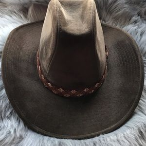 Vintage YA Boot Hill hat